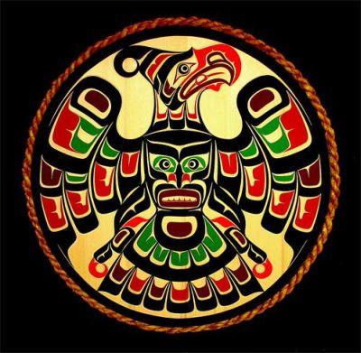 Native American Thunderbird Native american thunde...